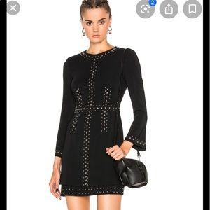 A.L.C  studded dress, size 0